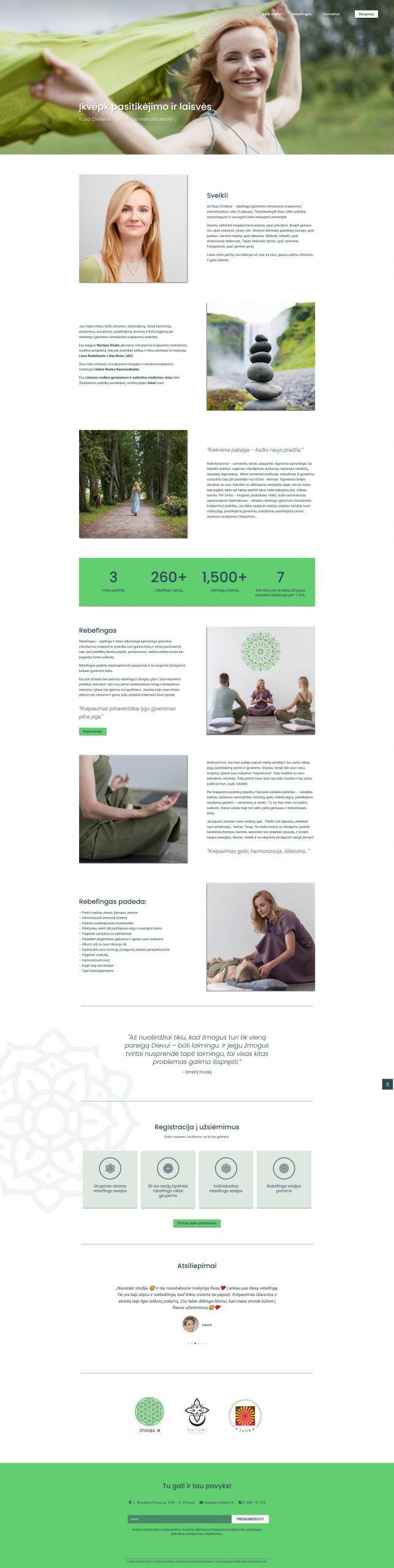 web dizainas 3